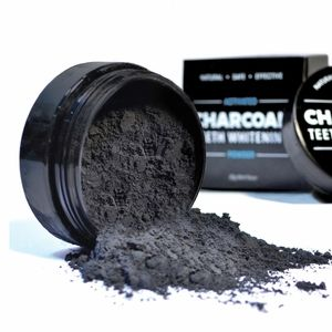 All Natural Activated Charcoal theeth whitening